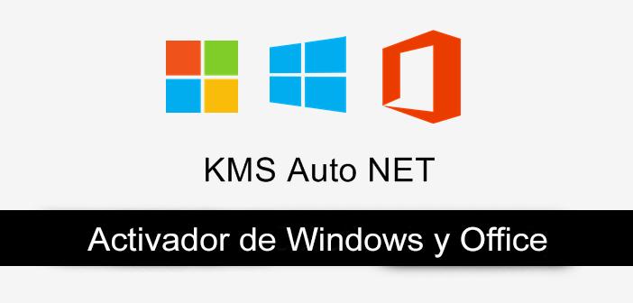 KMSAuto Net 2016 1.5.4 Activador de Windows y Office
