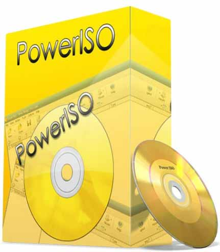 PowerISO Crack 7.4 Full Version With License Key