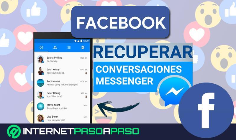 Comment récupérer les messages effacés sur Facebook