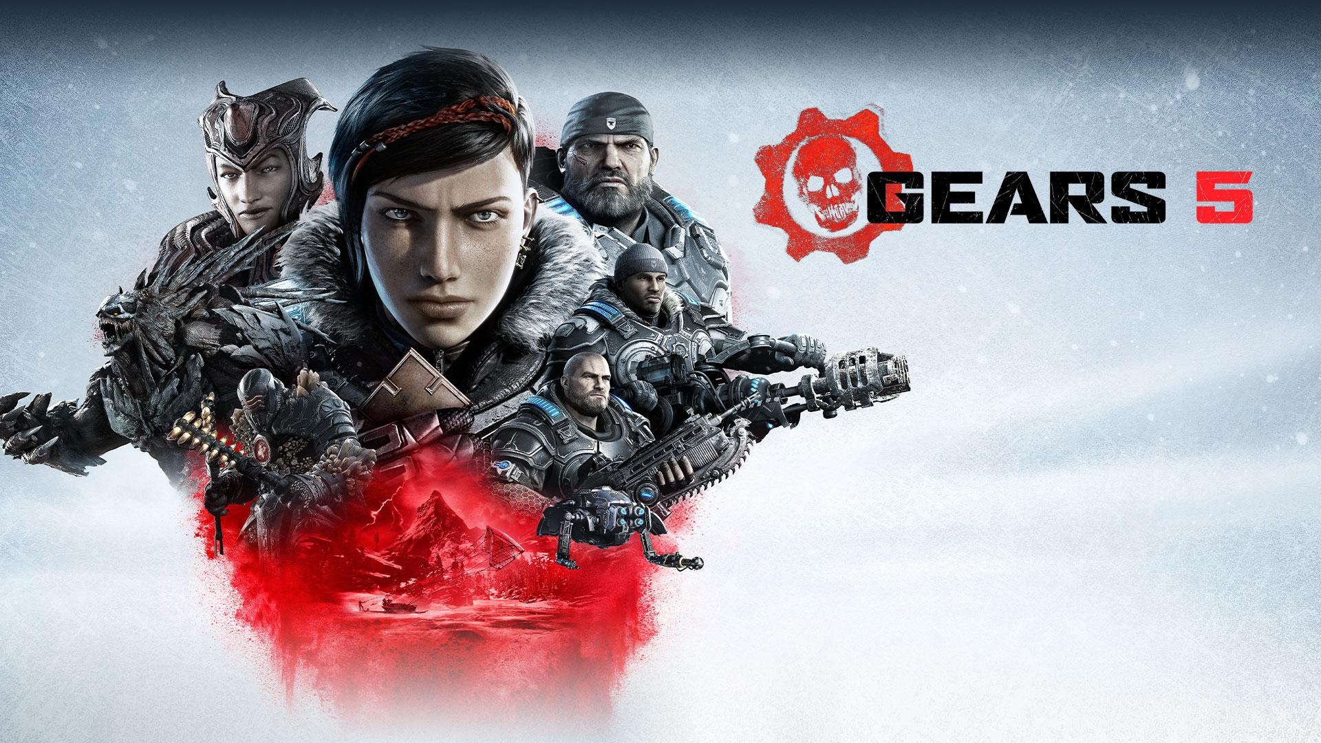 Gears Of War 5 PC Game