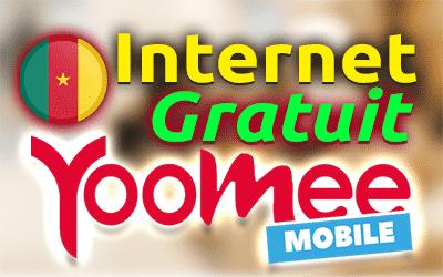 Internet gratuit avec Yoomee Cameroun