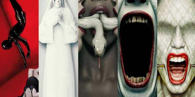 Meilleurs séries d'horreur épouvante